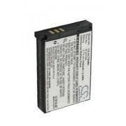 Oregon Scientific ATC9K HD batterie (1100 mAh, Noir)