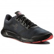 Обувки UNDER ARMOUR - Ua Charged Lightning 1285681-008 Sty/Blk/Blk
