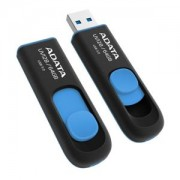 USB flash drive AData DashDrive UV128 64GB USB 3.0 Black/Blue