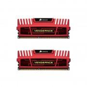 Memorie Corsair Vengeance Red 8GB DDR3 2133 MHz Dual Channel CL11