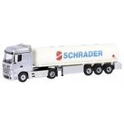 Dickie-Schuco 452207000 - Mercedes Benz Actros Schrader, 1:87