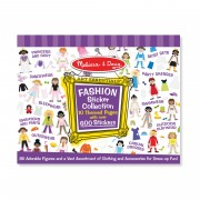 Melissa & Doug Fashion Sticker Collection - 4190