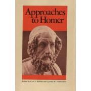 Approaches to Homer by Carl A. Rubino