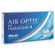 Air Optix Plus Hydraglyde (6 lentile)