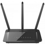 Router Wireless D-link DIR-859, Gigabit, Dual Band, 1750 Mbps, 3 Antene externe
