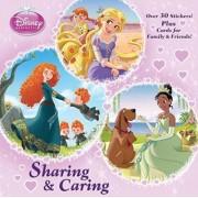 Sharing & Caring (Disney Princess) by Various