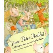 Dear Peter Rabbit by Ada & Flor