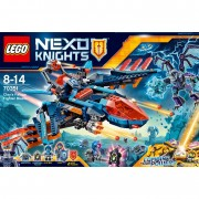 Lego nexo knights il falcon fighters di clay 70351