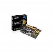 Tarjeta Madre Asus H81M-A 2xDDR3 PCI-E 2xUSB3 Socket 1150- Negro