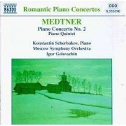 N. Medtner - Piano Concerto 2 (0730099439022) (1 CD)