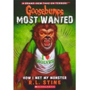 How I Met My Monster by R L Stine