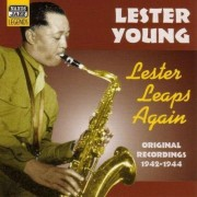 Lester Young - Lester Leaps Again (0636943276426) (1 CD)
