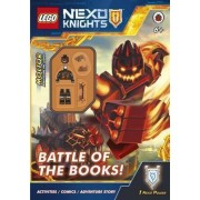 LEGO Nexo Knights: Battle of the Books by Ladybird