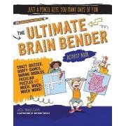 The Ultimate Brain Bender Activity Book by Joe Rhatigan