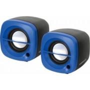 Boxe 2.0 Omega OG15bl 6W Albastru