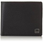 Tumi Monaco Global Wallet with Coin Pocket, Black (Black) - 018230