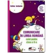 Comunicare in limba romana cls 2 caiet mov - Celina Iordache