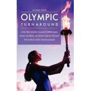 Olympic Turnaround by Michael Payne