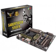 Asus Sabertooth 990FX - Military-Grade Motherboard