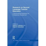 Research on Second Language Teacher Education by Karen E. Johnson