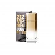 212 VIP CLUB MEN By Carolina Herrera Caballero Eau De Toilette EDT 100ml