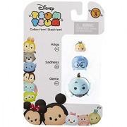 Disney Tsum Tsum Series 3 Alice Sadness & Genie 1 Minifigure 3-Pack #134 353 & 327