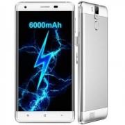 Oukitel K6000 Pro Android 6.0 -smartphone - Vit