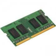 RAM памет KINGSTON 16GB 2400MHz DDR4 Non-ECC CL17 SODIMM 2Rx8 Lifetime, KVR24S17D8/16