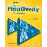 New Headway Pre-Intermediate 3.v TB()