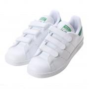 アディダス adidas STAN SMITH CF スタン スミス シーエフ (WHITExGREEN) レディース メンズ