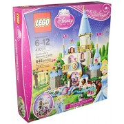 LEGO Disney Princess Cinderella's Romantic Castle 41055 by Disney