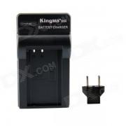 Kit Kingma Chargeur de Batterie pour Nikon EN-EL20 / Nikon 1 J1 / J2 / J3 / S1 / AW1 (Adaptateur UE compris)