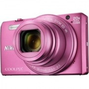 Nikon Coolpix S7000 Point Shoot Camera (Pink)