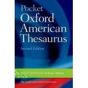 Pocket Oxford American Thesaurus by Oxford University Press