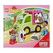 LEGO DUPLO Town 10586: Ice Cream Truck