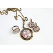 Set bijuterii model traditional 0616