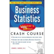 Schaum's Easy Outline of Business Statistics by Leonard J. Kazmier