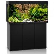 Juwel Rio 300 SBX akvárium se skříňkou - tmavé dřevo