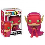 Funko POP! Television: Teen Titans Go! 3.75 inch Vinyl Figure - Starfire as The Flash - Toys R Us Exclusive