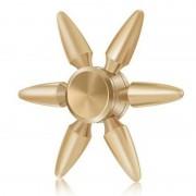 Fidget Spinner Profesional Metalic Otel iUni SM4, Ultrarapid