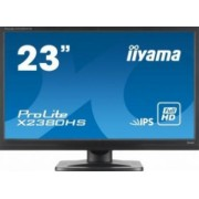 Monitor LED 23 iiyama Prolite X2380HS-B1 Full HD 5ms IPS