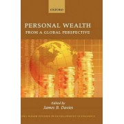 Personal Wealth from a Global Perspective by James B. Davies