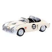 Dickie-Schuco 450883800 - Modellino di Porsche 356A Speedstar, Bruce Jennings, numero 77, scala 1:43