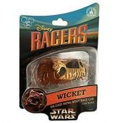Disney Racers Star Wars Wicket (Ewok) 1/64 Die-Cast Metal Body Toy Racer Car Disney Parks Authentic Original ...