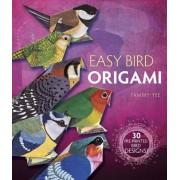 Easy Bird Origami: 30 Pre-Printed Bird Models