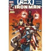 Iron Man Tome 9 - Avengers Vs X-Men 2012