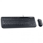 Teclado e mouse com Fio Wired Desktop 600 (APB-0005) - MICROSOFT 0108