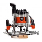 Black & Decker KW1600EKA power jigsaws - Rebajadora eléctrica (230V)
