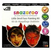 """Set pictura pe fata """"Little Devil"""""""