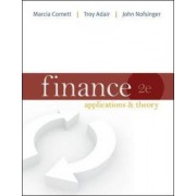 Finance: Applications and Theory by Marcia Millon Cornett